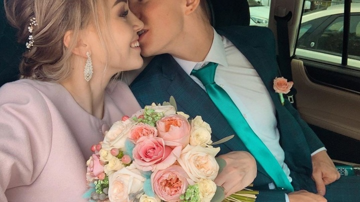 Секс-символ Олимпиады-2018 женился в Тюмени. Смотрим фото со свадьбы