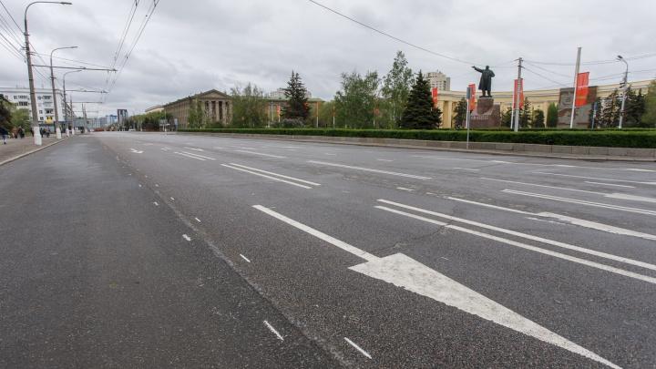 Волгоград без людей и машин: показываем город таким, каким вы его точно не видели