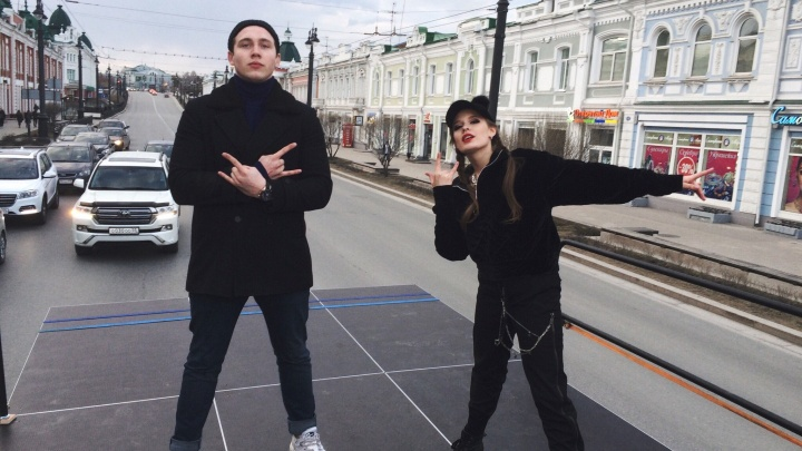Омская группа прочитала рэп, чтобы молодежь пришла в музеи