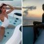 На одной яхте с Настей Рыбкой. Тюменская модель развлекается в перерывах между съемками для Playboy