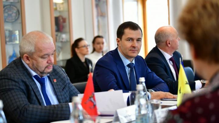 Новый мэр Ярославля стал «туристическим» президентом