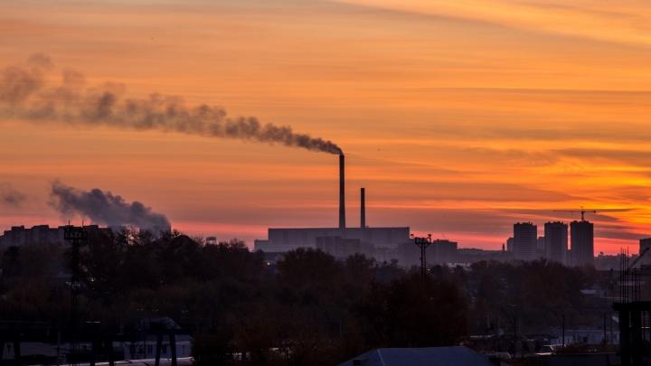 Дышать не хочется: Новосибирск попал в список самых грязных городов мира