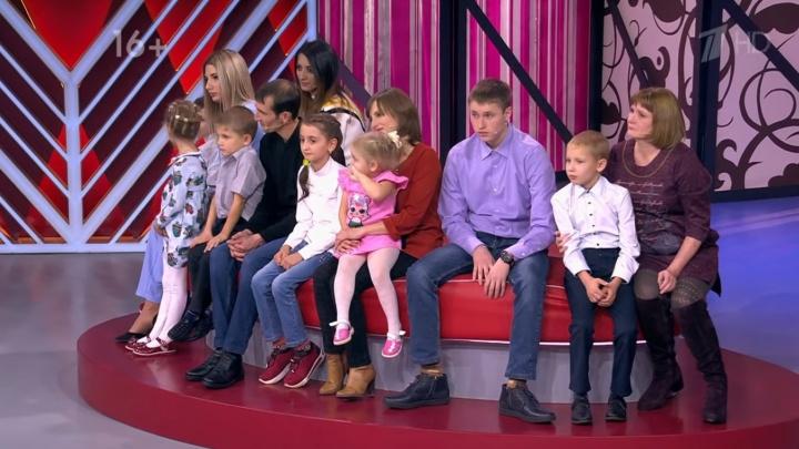 Жительница Енисейска встретила своего сына на Первом канале. 30 лет назад его похитил отец