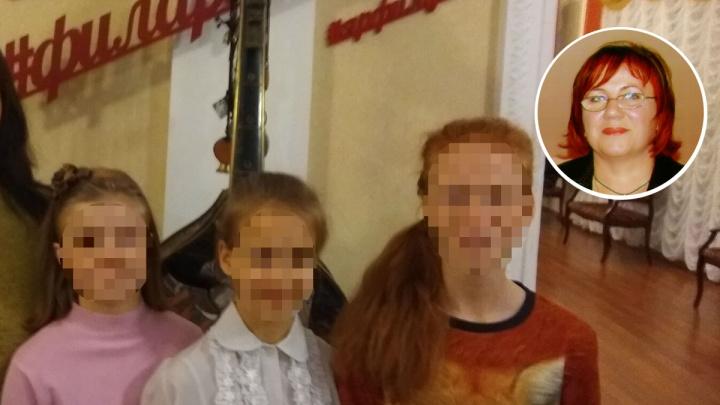 Скандал в «мосейцевском деле»: женщину, приютившую сбежавших из приюта детей, обвинили в побоях