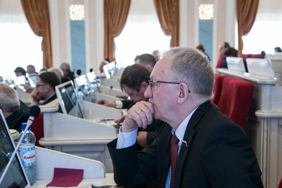 Фракция «Единой России» не захотела обсуждать пенсионную реформу