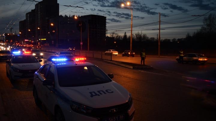 Три десятка свердловчан попали под уголовку за вождение в пьяном виде