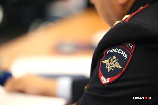 Полицейские сумели вычислить нападавшего