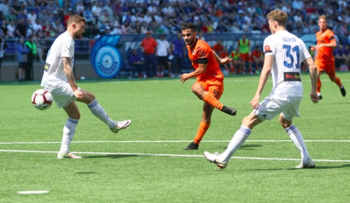 «Урал» и «Оренбург» сыграли со счётом 2:2