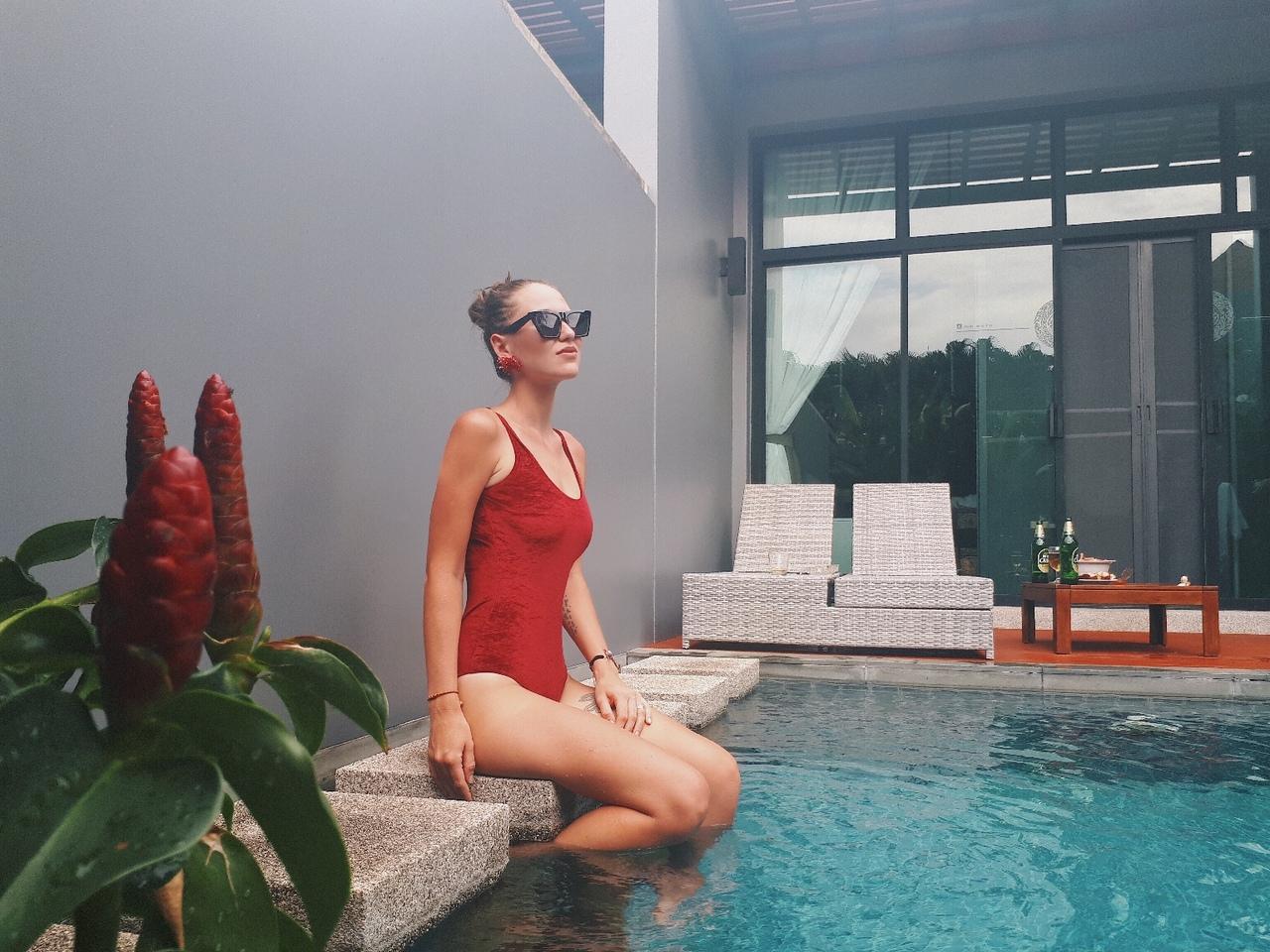 Отдыхать Юлия с мужем поехали не в Турцию, а в Таиланд