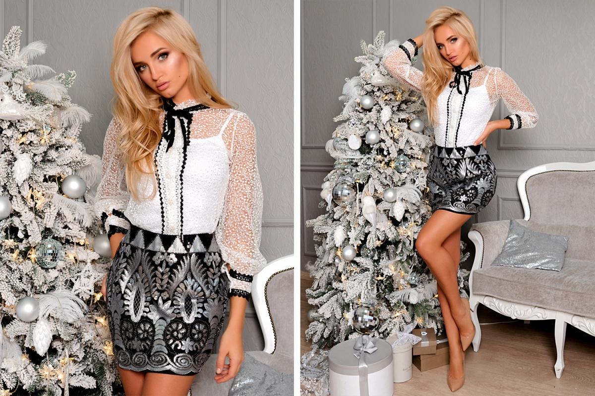 Магия новогодней ночи в новой коллекции Fashion Girl