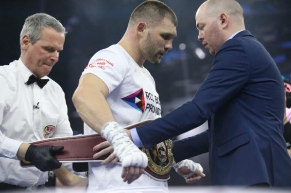Победа Романова стала 12-й по счету в его карьере