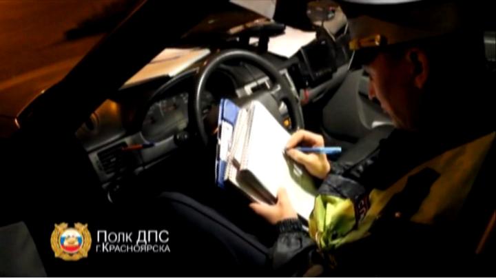 Пьяный водитель пытался скрыться от ГИБДД, а при остановке поменялся местами с женой