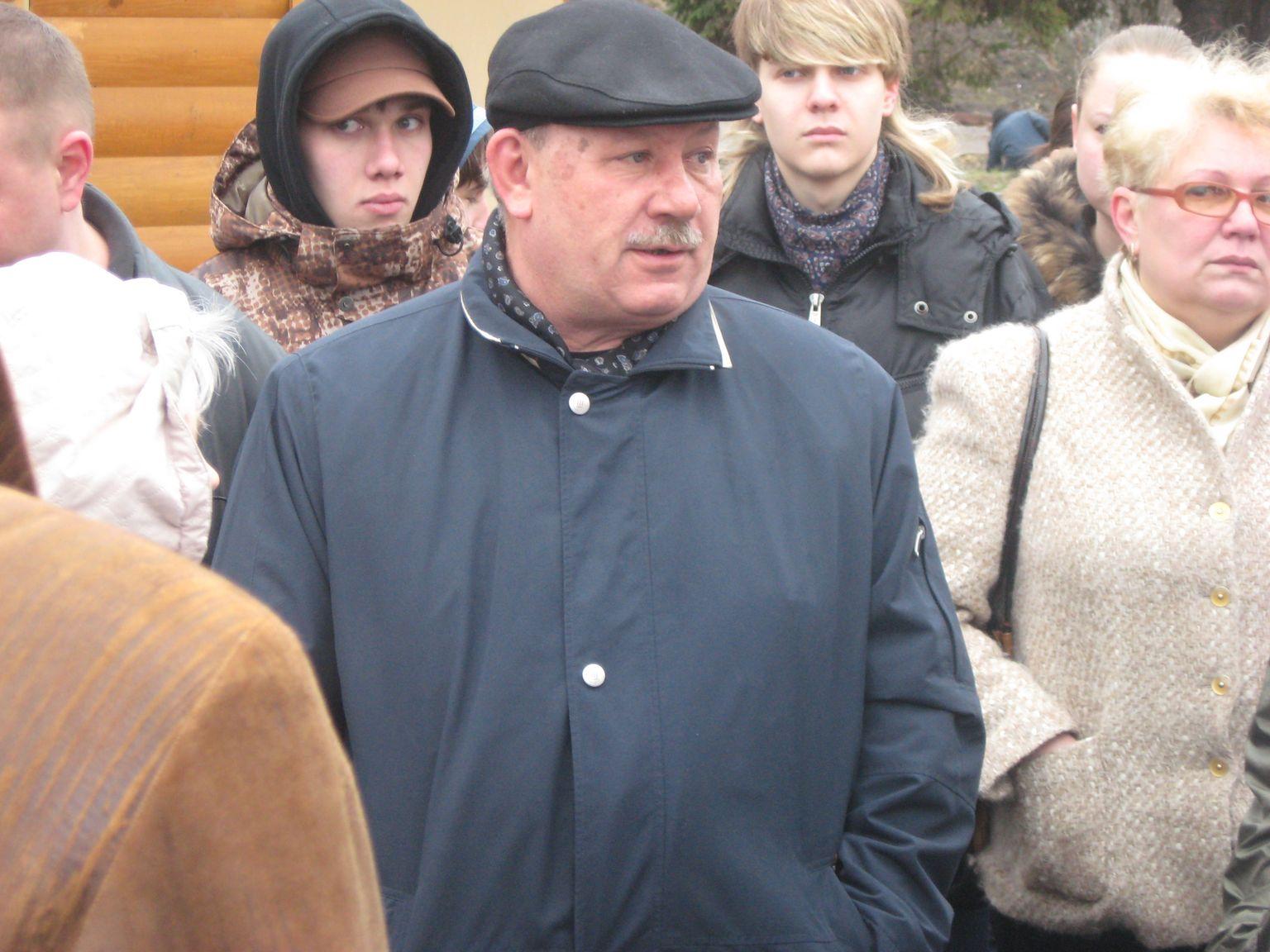 Виктор Тархов также сменил политику на бизнес
