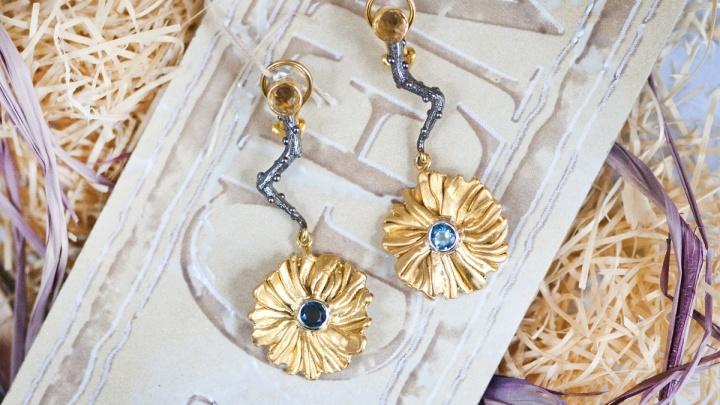В салоне «Орхидеи — мир украшений» представлен новый бренд Gaspar Mouros
