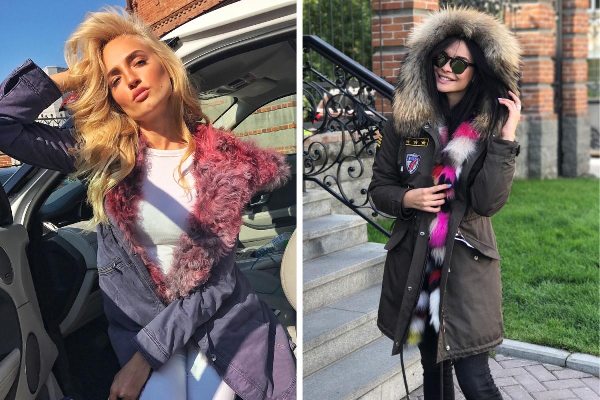 В салонах «Жасмин» представили новую коллекцию: норковые шубы от 45 000 рублей