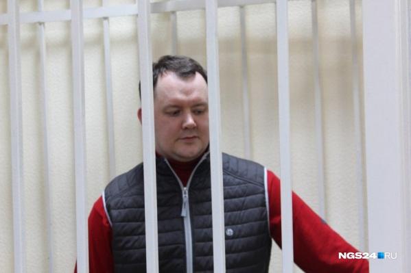 Ближайшие 2 месяца Аркадий Волков проведёт под стражей