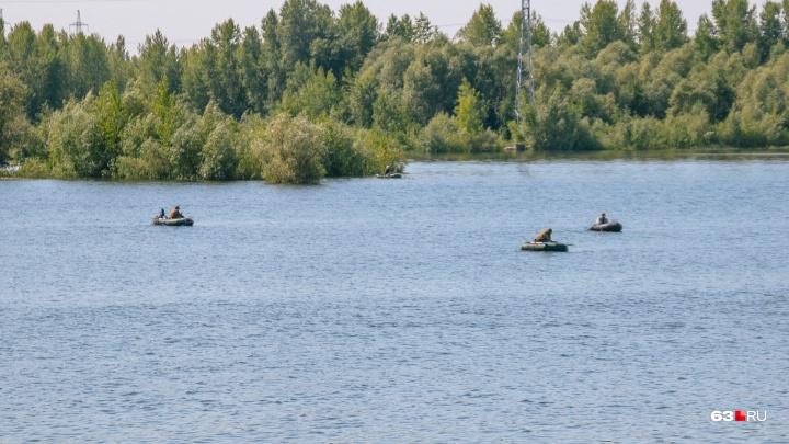 Нетрадиционная рыбалка: в Самарской области поймали мужчин, которые ловили щук «вилами»