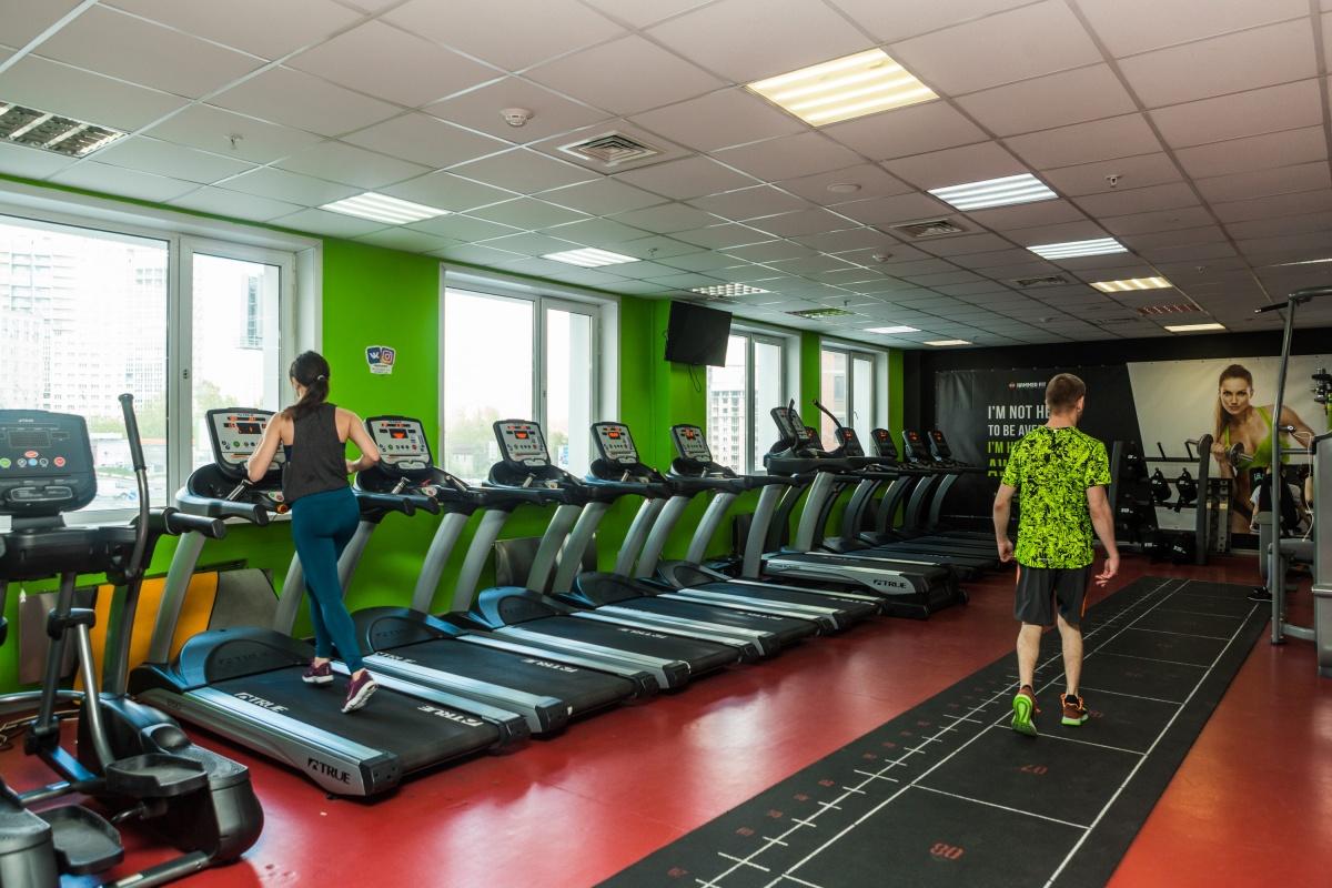 В Новосибирске, по данным 2ГИС, 312 фитнес-центров