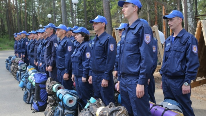 На «Столбах» появился постоянный пост спасателей за 10 миллионов