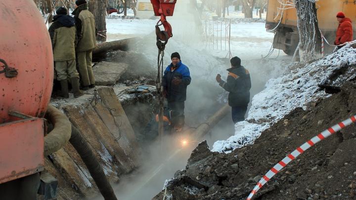 В Чкаловске отключили отопление в девяти многоквартирных домах