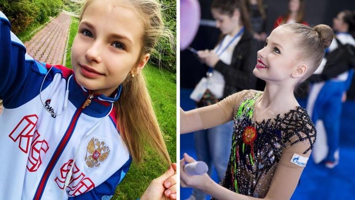 14-летняя нижегородка завоевала золото на чемпионате мира по художественной гимнастике среди юниорок