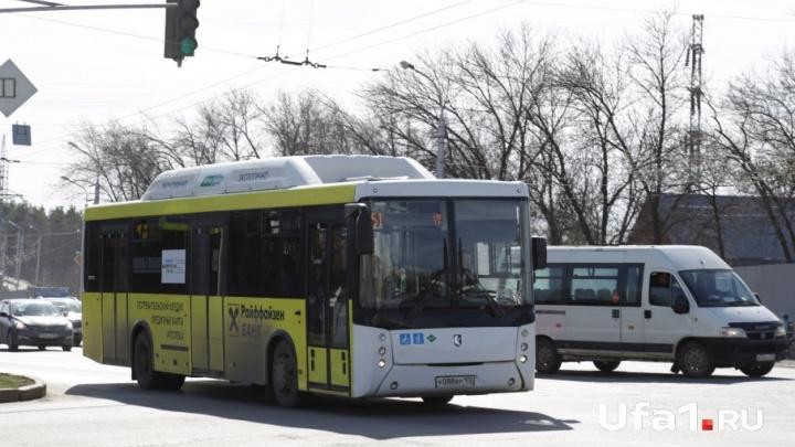 Уфимка просит добавить автобус на маршрут №3
