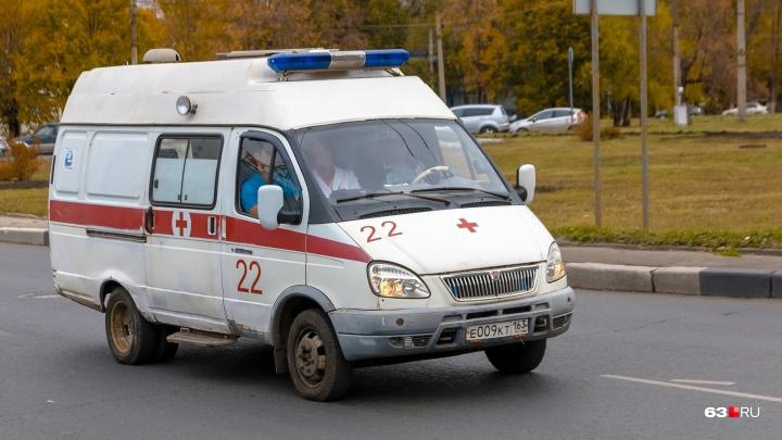 Пострадали дети: подробности ДТП на Зубчаниновском шоссе