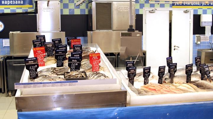 Почти вдвое упала цена на красную рыбу в Красноярске из-за небывалого улова на Востоке