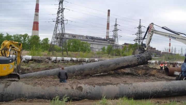 В Кургане Арбинские очистные сооружения вновь остановят
