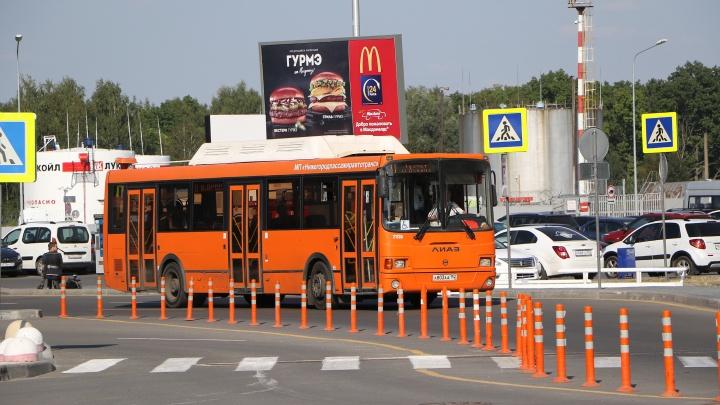 Победа Бурнаковки: маршрут А-9 вместо Т-113 восстановили в Нижнем Новгороде