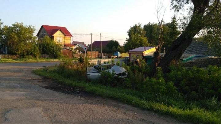Пьяный 23-летний водитель врезался в ВАЗ: пострадала 14-летняя девочка