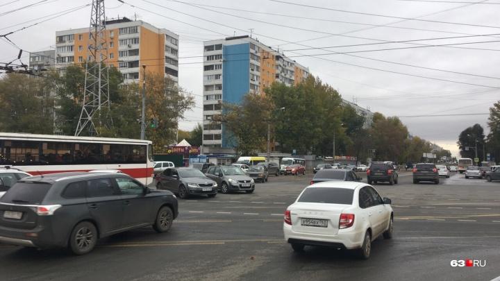 Конец долины гейзеров: в Самаре открыли движение по Ново-Вокзальной