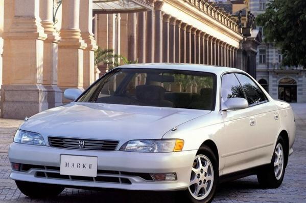 Toyota Mark II начала 90-х годов