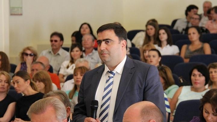 Глава Первомайского района Ростова ушел в отставку
