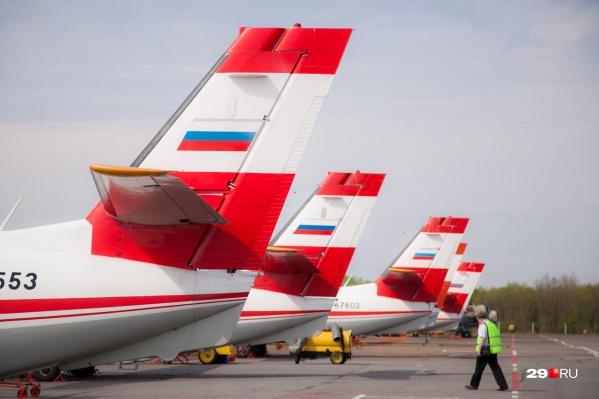 СамолётыЛ-410 готовы летать в Коми из двух точек Архангельской области