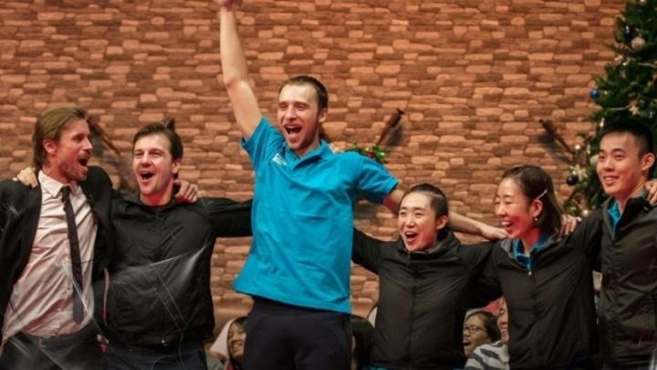 Игрок УГМК Александр Шибаев победил на международных соревнованиях в Малайзии