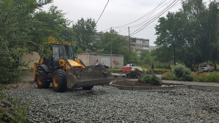 1 миллиард рублей выделят на ремонт дворов и благоустройство скверов в Зауралье
