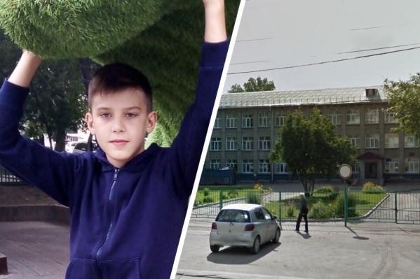 """Мальчик учился в школе <nobr class=""""_"""">№ 20</nobr>, но во вторник он так и не пришёл на уроки"""