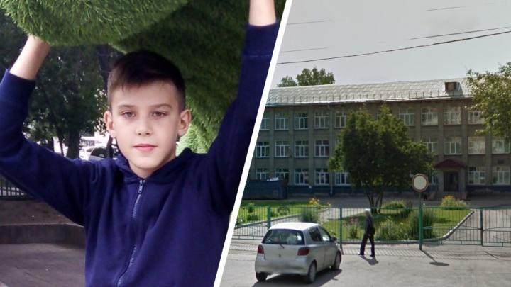 Школьник вышел из дома в Ленинском районе и пропал