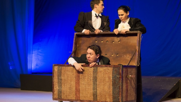Уфимские актеры Молодежного театра выступят под открытым небом