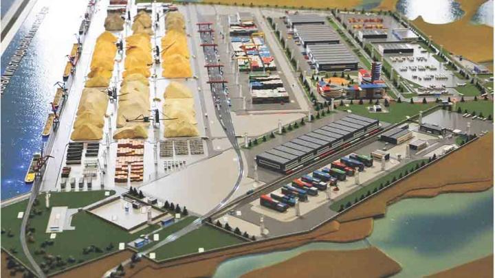 Современный индустриальный парк будет создан на правобережье Красноярска
