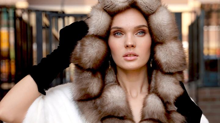 Что носить этой зимой: в Уфу привезут модные шубы из норки, нутрии и лисицы