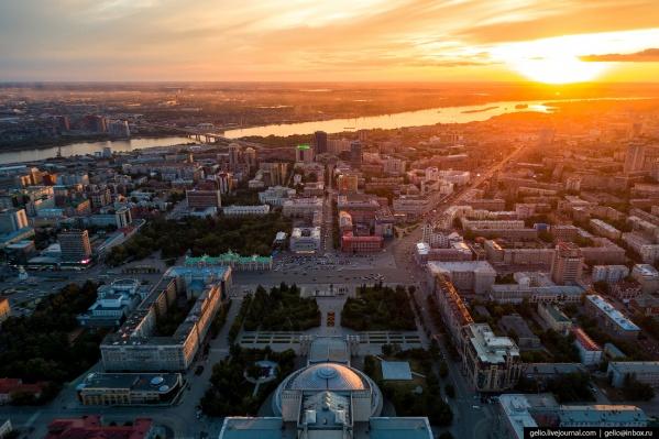 Слава Степанов снимает Новосибирск уже больше 10 лет — за это время город очень преобразился