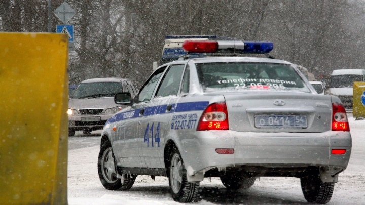 Пассажир «Тойоты» погиб в лобовой аварии под Новосибирском