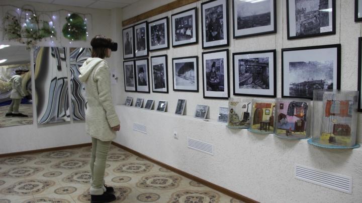 В подвале в центре города открылась арт-галерея с виртуальными выставками и итальянским кофе