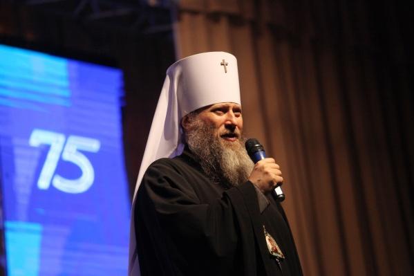 Никодим возглавлял Челябинскую митрополию с 2016 года