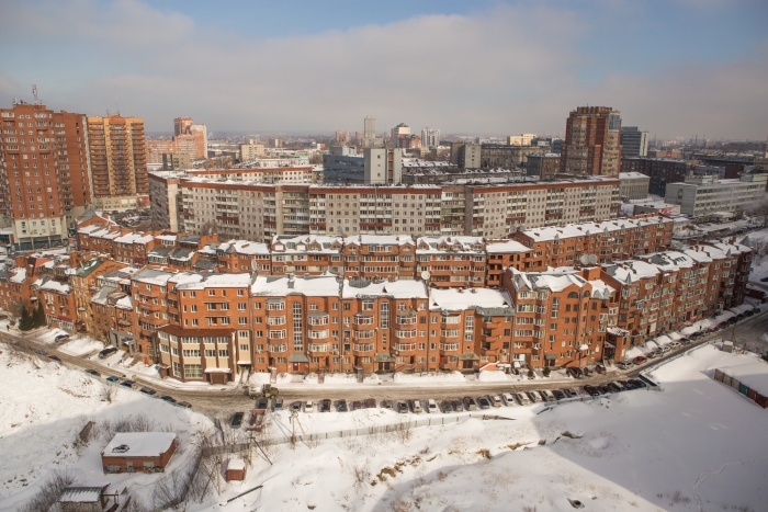 Новосибирские квартиры оказались в числе самых недоступных в Западной Сибири
