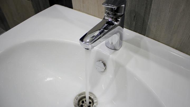В Кургане водоснабжение в социальных учреждениях и жилых домах восстановили за полчаса