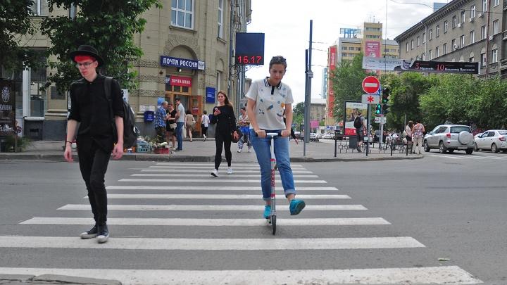 Пешеходы с колёсиками: на дорогах появился новый вид водителей — они очень быстрые и непредсказуемые