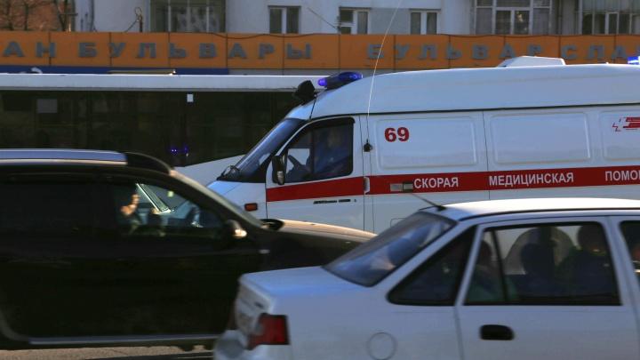 Уловка с маячками: в Башкирии мужчина получил два года за угон машины скорой помощи